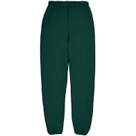 ST. JUDE GREEN PE PANTS