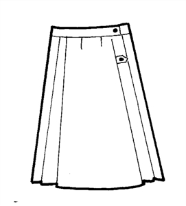 NDBG WINTER KILT