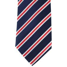 ADS STRIPED TIES