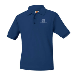 SCHOOL IN THE SQUARE -MIDDLE SCHOOL SHORT SLEEVE POLO