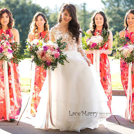 Featured LaceMarry Brides