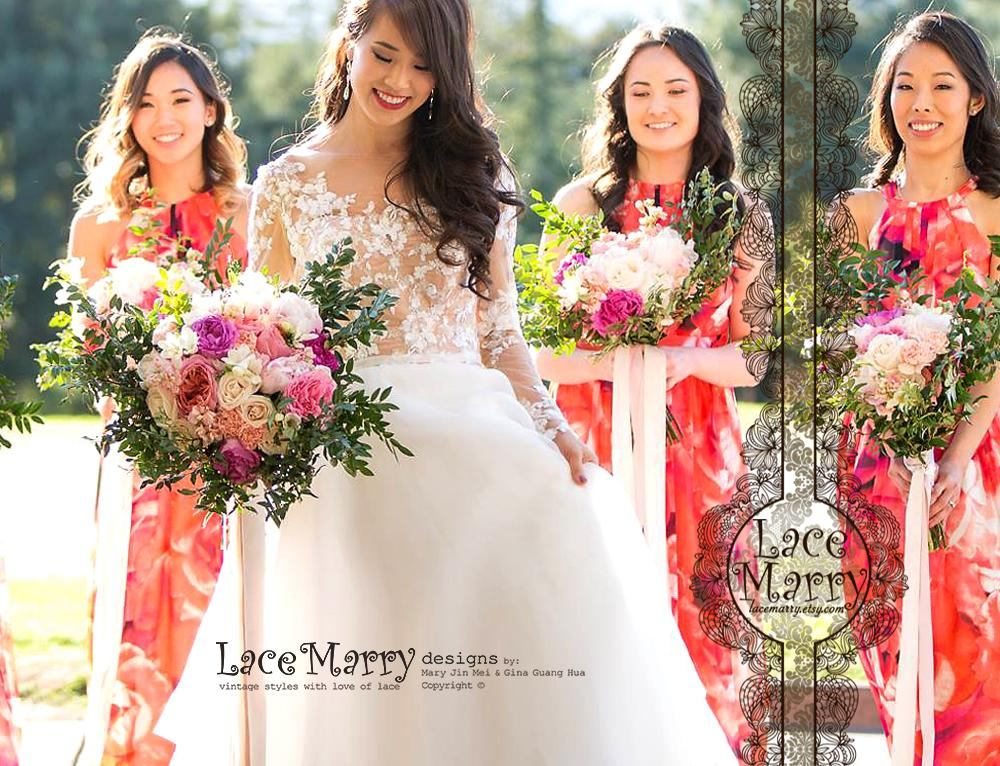 Featured LaceMarry Bride Jessica S