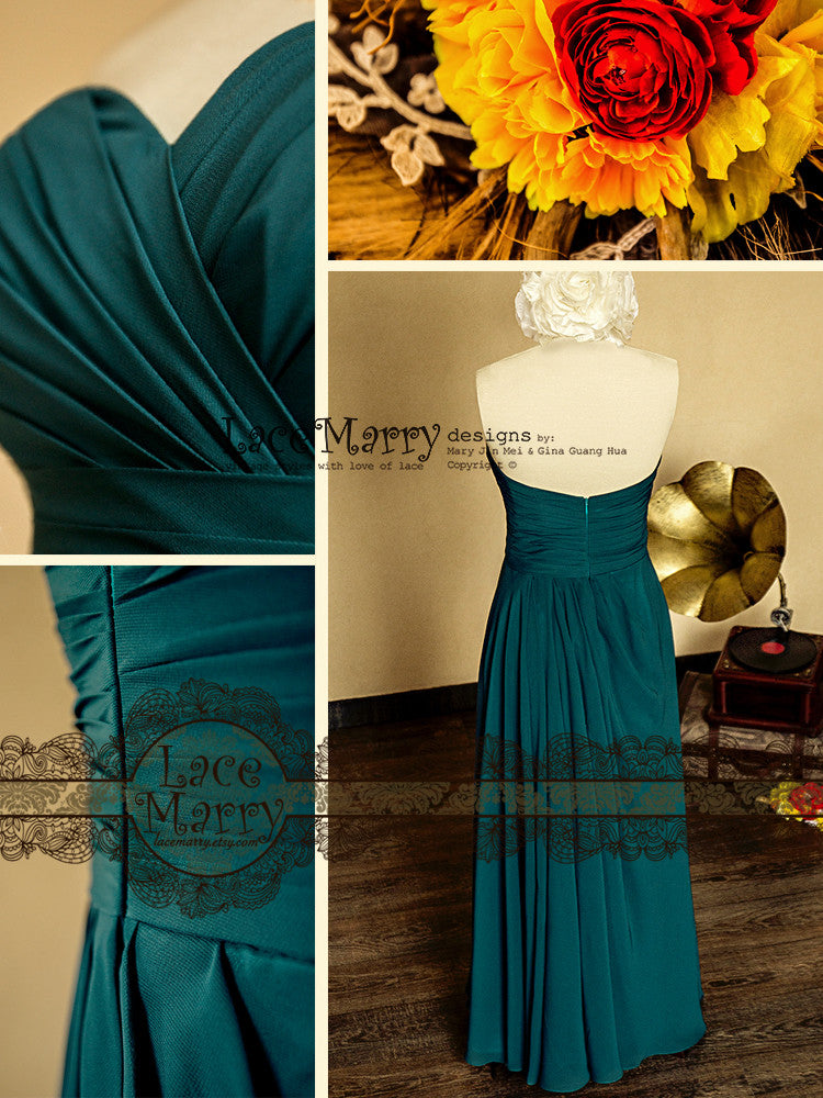 Elegant Chiffon Party Dress