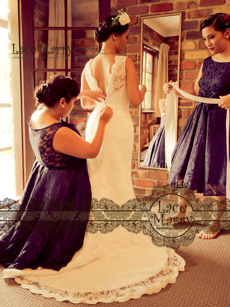 Lacemarry dress