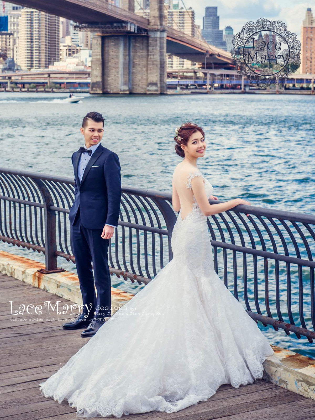 Featured LaceMarry Brides - Vega