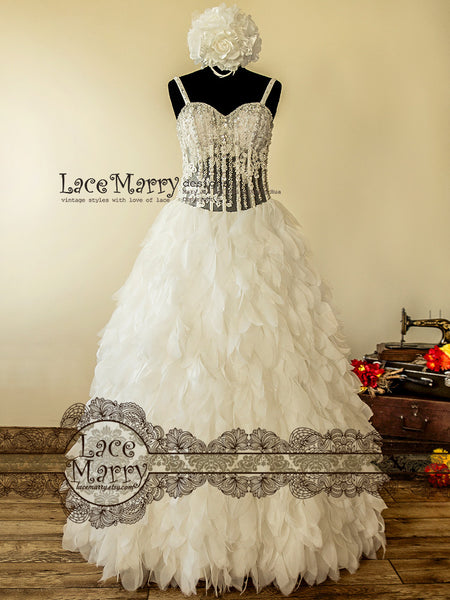 Ball Style Wedding Dress