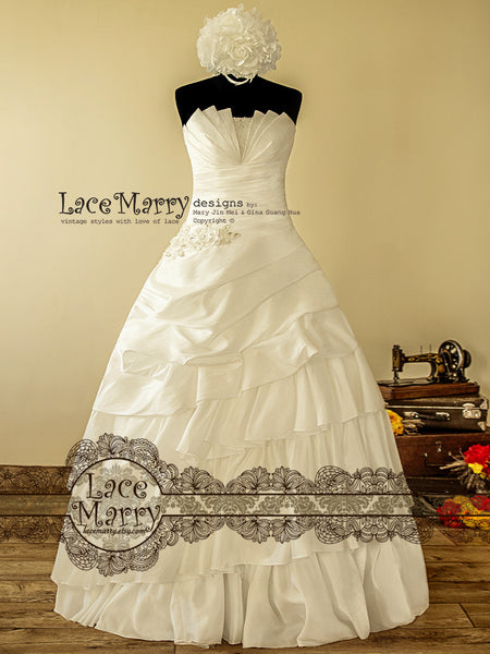 Ball Style Wedding Dresses