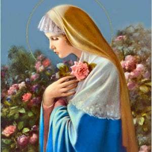 Catholic Images of Our Blessed Mother
