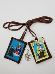 Brown Scapular Package