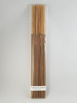 Frankincense & Myrrh Stick Incense-3 month supply