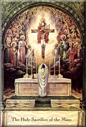 Month of Masses