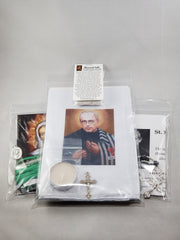 St. Maximilian Kolbe's Package for addictions (smoking, alcohol, sex, drugs, etc)