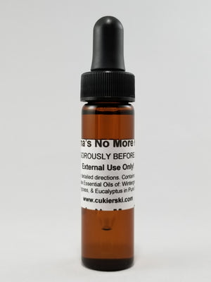 Arthritis-No More Pain Oil