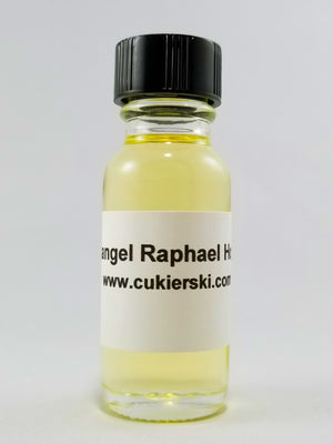 Healing Oil of St. Raphael
