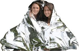 Survival Blanket for Two
