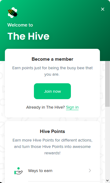 The Hive is Live