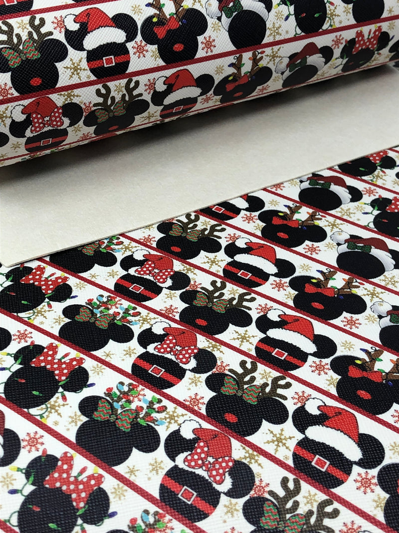 Christmas Mice Sheet