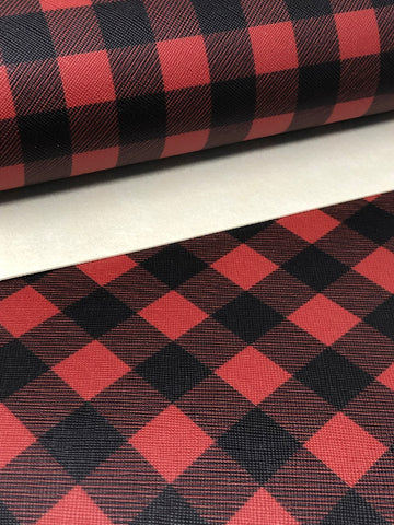 Buffalo Plaid Sheet