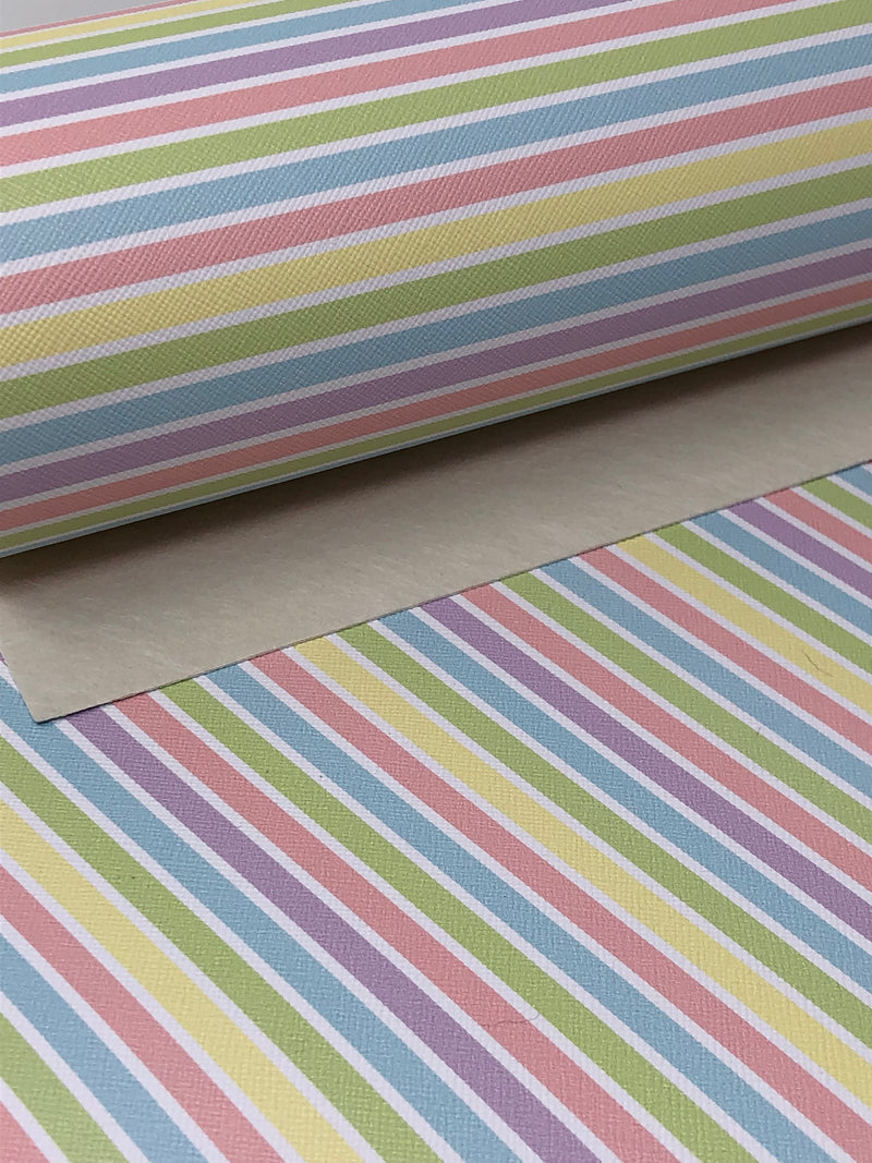 Spring Stripes Sheet