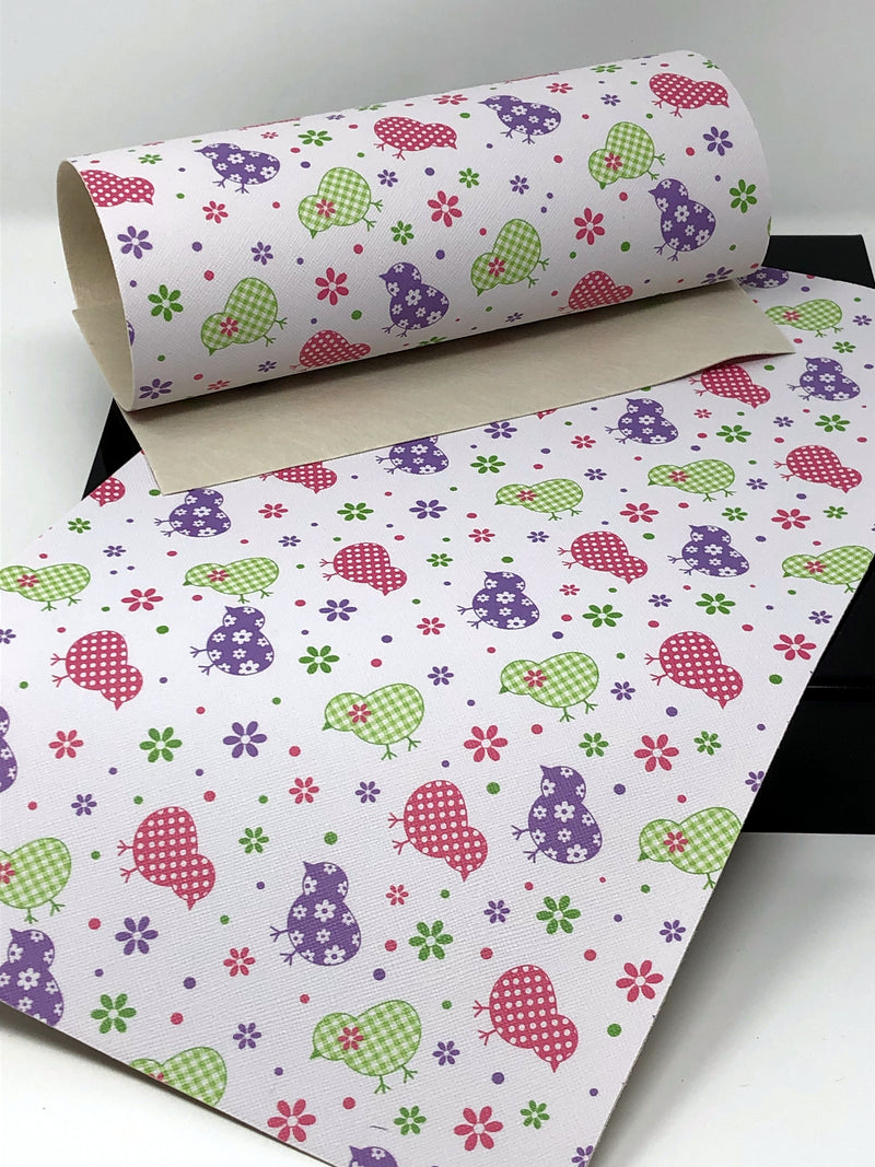 Stylish Chicks Sheet