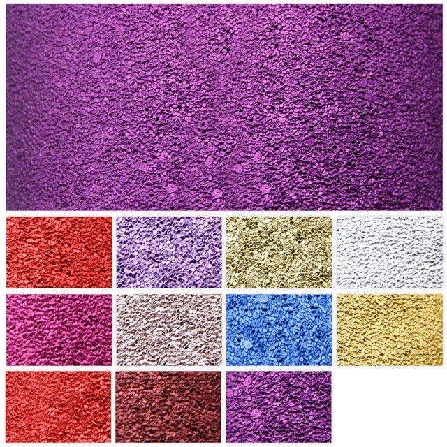 Metallic Glitter Sheet Pack (10 sheets)