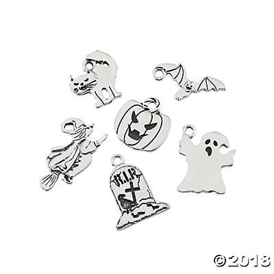 Halloween Charm Assortment