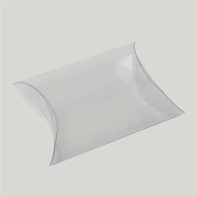 Clear Pillow Box