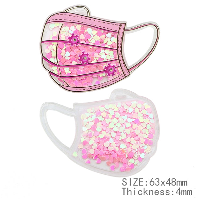 Face Mask Shaker Resin