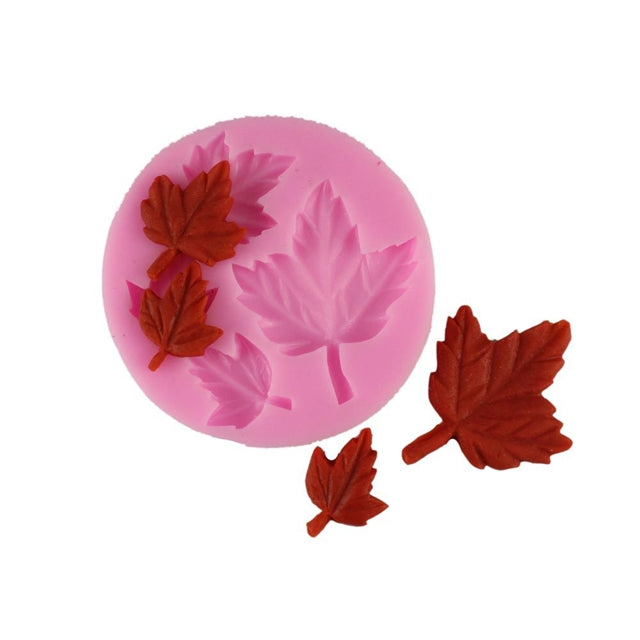 Leaf Resin Mold