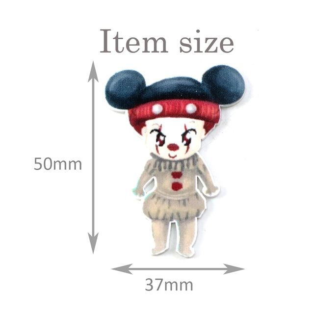 Pennywise Mouse Ears Planar Resin