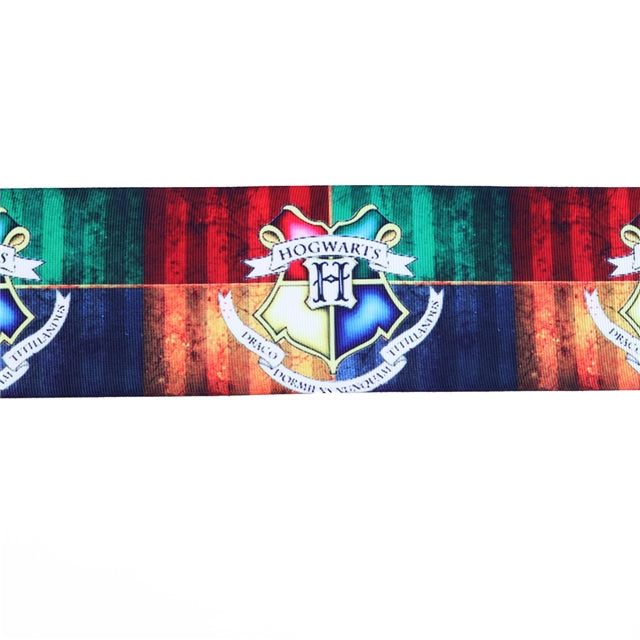 "3"" House Crest Ribbon"