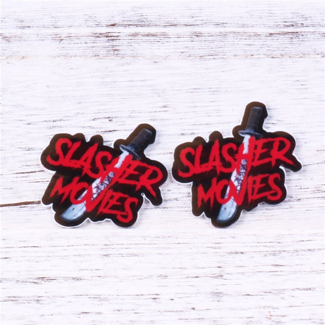 Slasher Movies Planar Resin