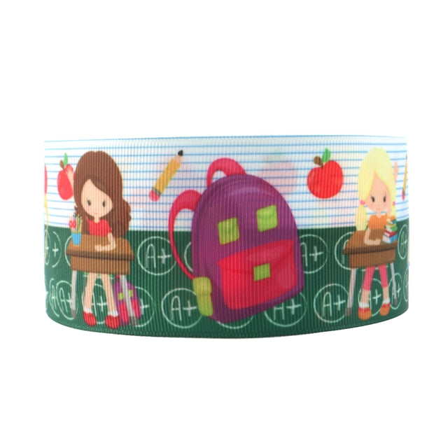 "3"" School Girls Ribbon"