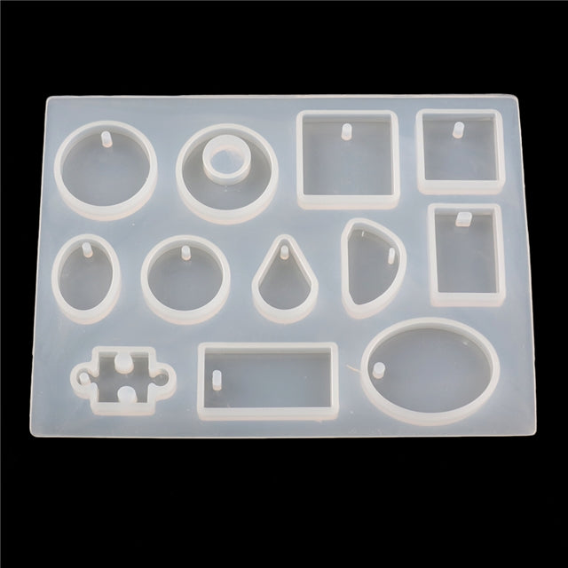 Pendants Resin Mold