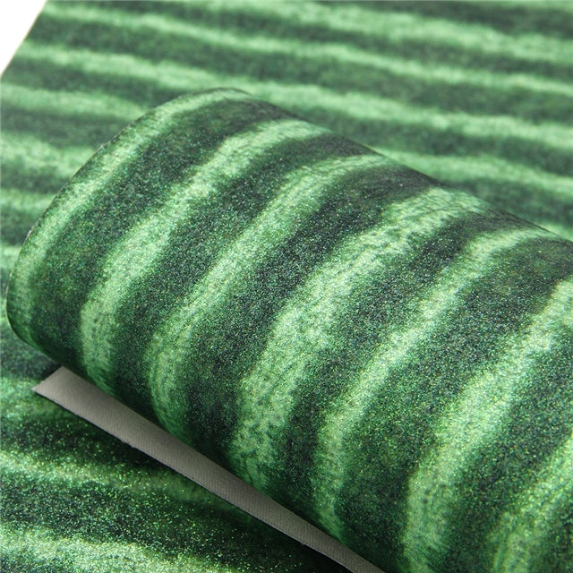 Watermelon Rind Fine Glitter Sheet