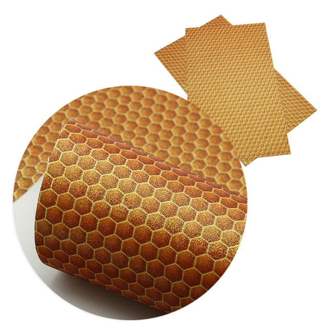 Honeycomb Fine Glitter Sheet