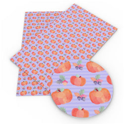 Purple Pumpkins Sheet