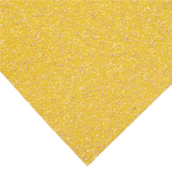 Yellow Glitter Sheet