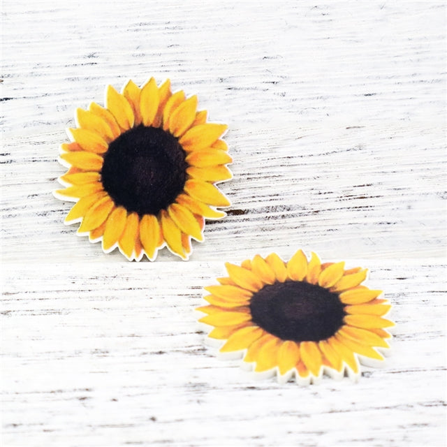 Sunflower Planar Resin