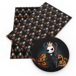 Pumpkin King Sheet