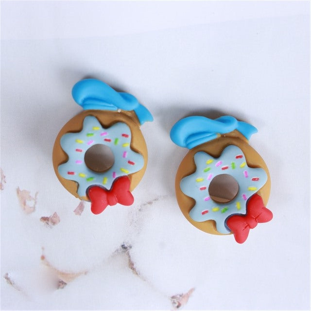 Duck Donut 3D Resin