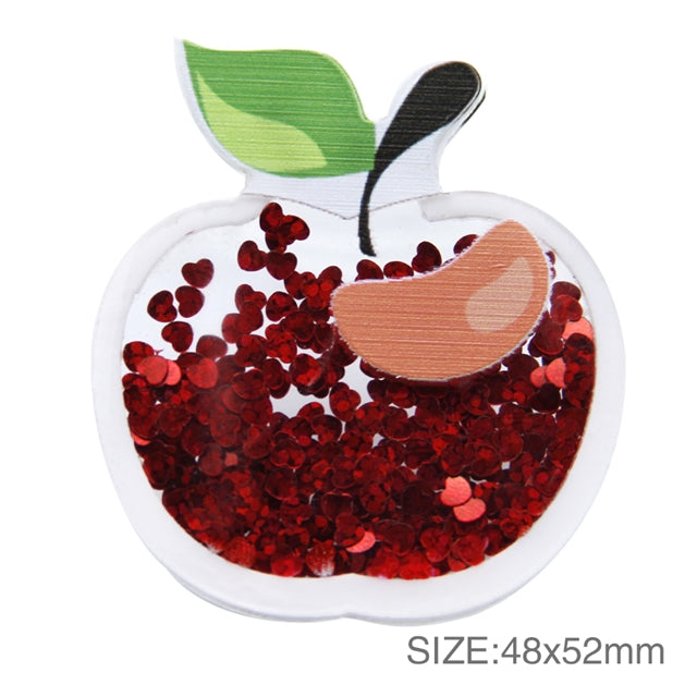 Apple Shaker Resin