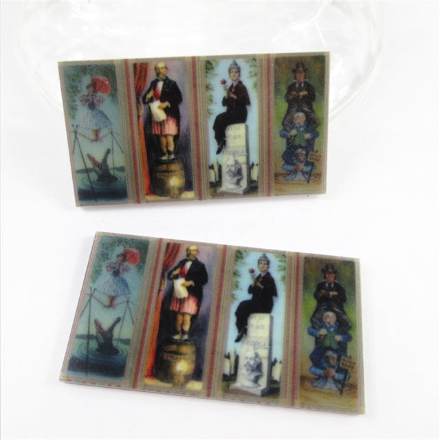 Haunted Mansion Portraits Planar Resin