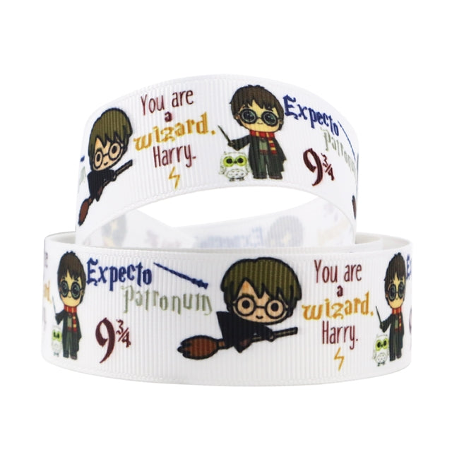 "1"" You Are a Wizard Ribbon"
