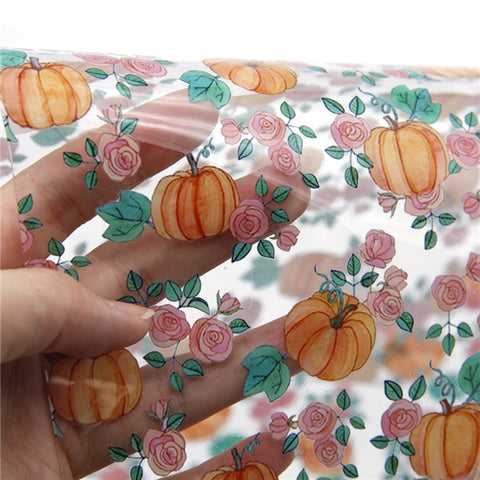 Pumpkin Jelly Sheet