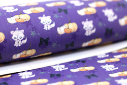 US Designer Halloween Fox Sheet