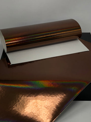 Coffee Laser Metallic Sheet