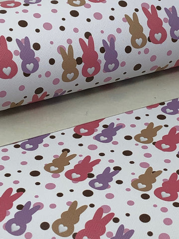 Bunny Butt Trio Sheet