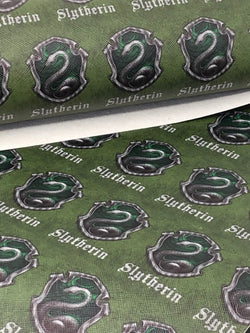 Slytherin Sheet