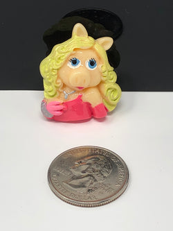 Miss Piggy 3D Resin